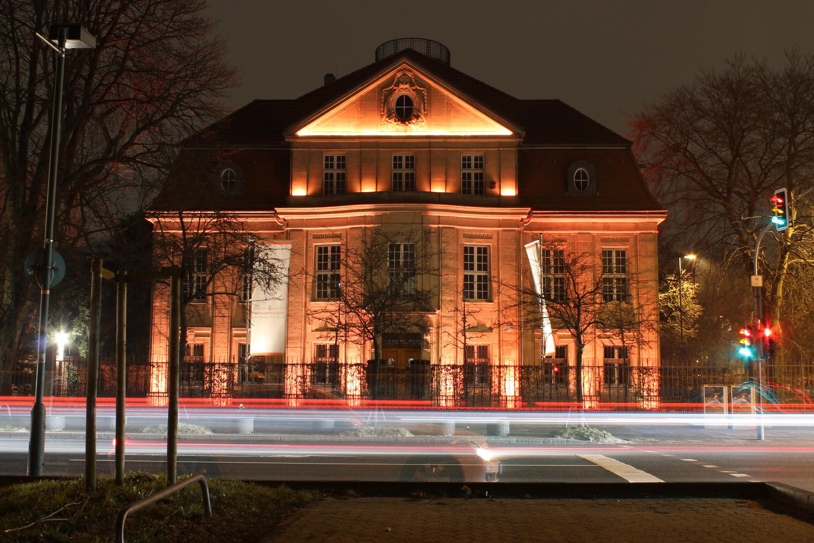 Cecillienallee Rheinpark - Düsseldorf