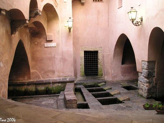 Cefalù - Antico lavatoio