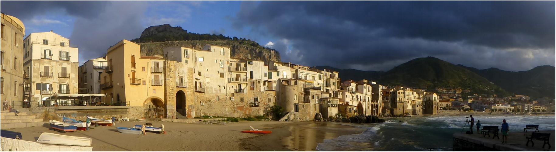 Cefalu (Sizilien)