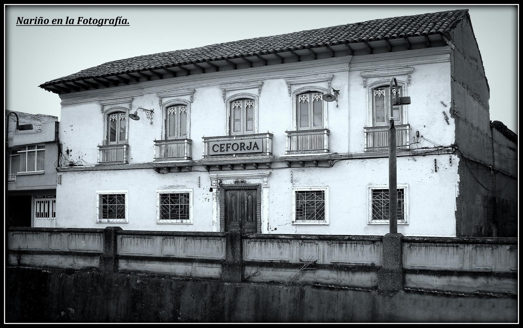Ceforja - San Juan de Pasto
