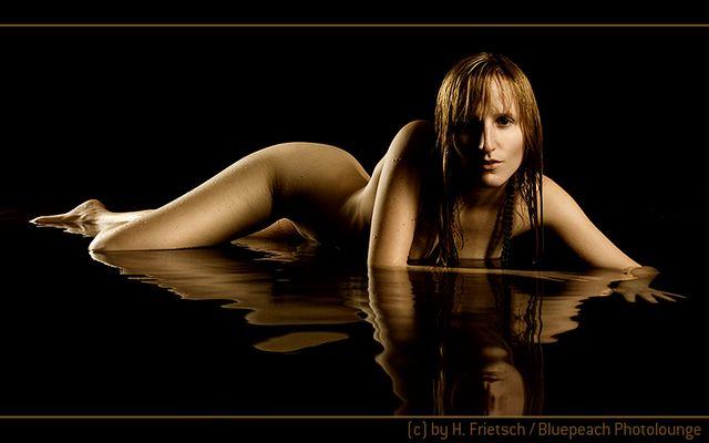 ++ Celine im Wasser ++