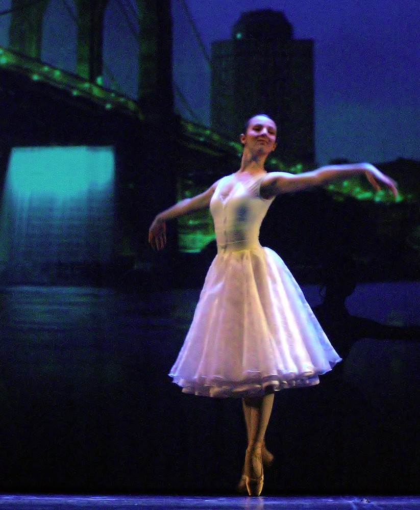 Celle d'un ballet