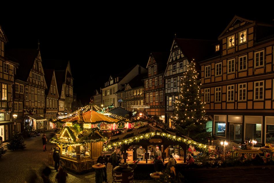 Celle-Weihnachtsmarkt