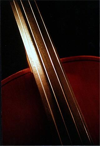 Cello in Madrid