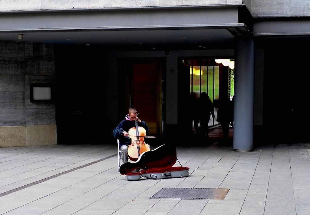 Cellospieler II
