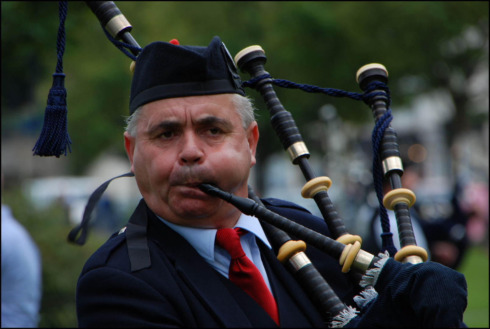 celtic bagpipe