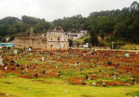 Cementerio CHAMULA