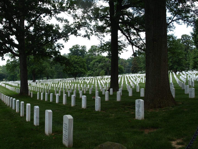 Cementerio de Arlington (Washington)