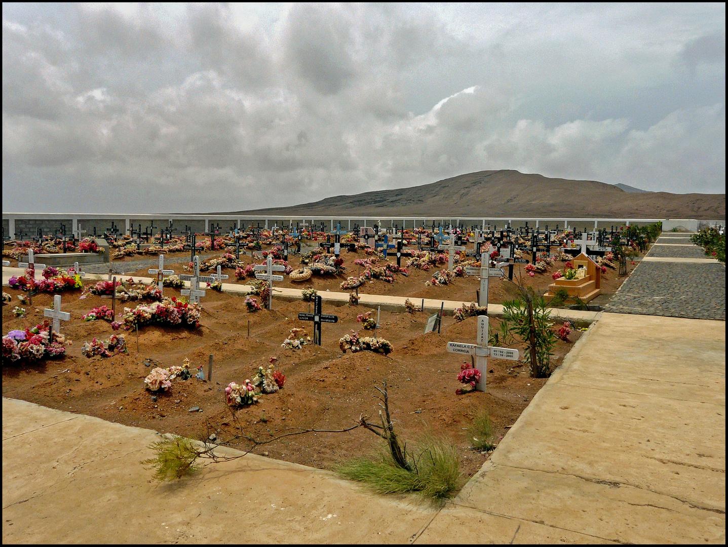 Cementerio de Espargos