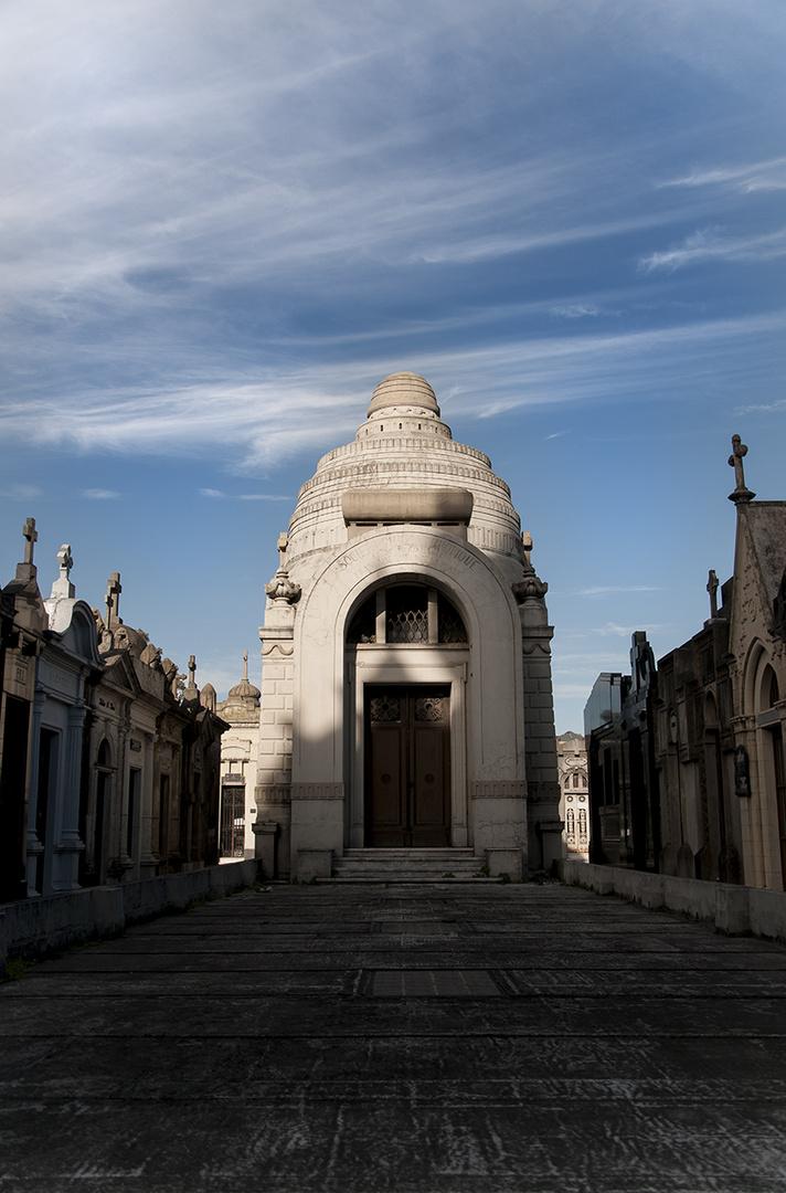 Cementerio de la Chacarita