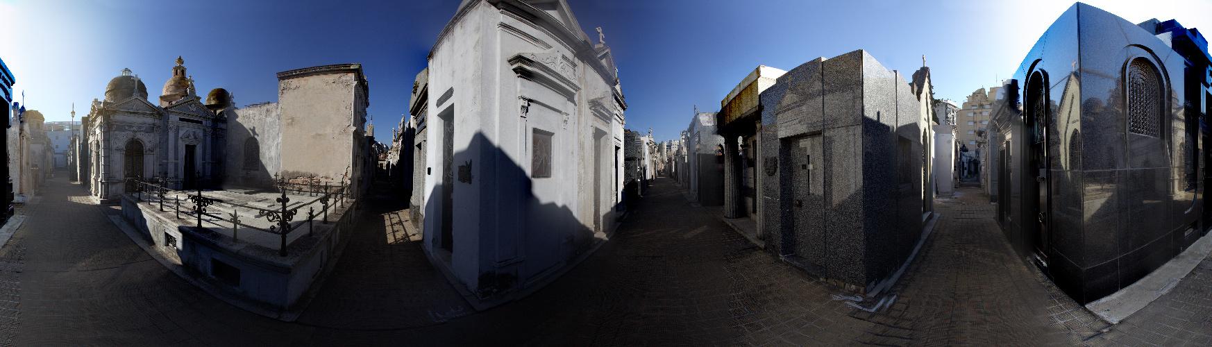 Cementerio de la Recoleta 360°
