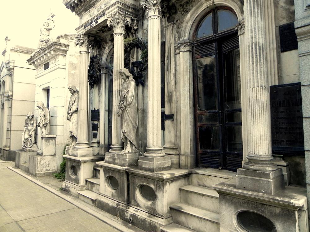 cementerio de la recoleta,buenos aires