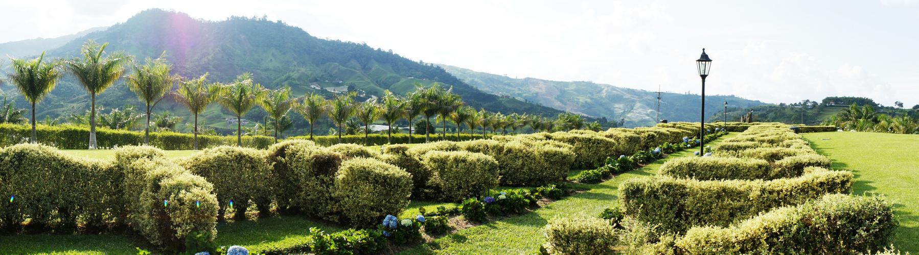 CEMENTERIO EL JAZMIN - SANTA ROSA DE CABAL, RISARALDA COLOMBIA
