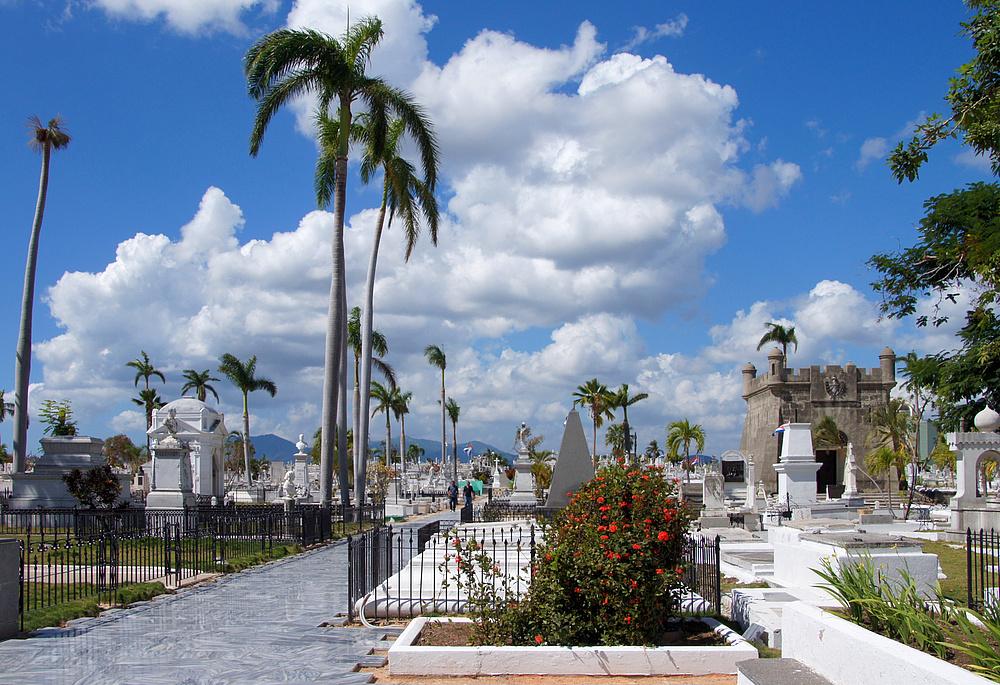 ..Cementerio Santa Ifigenia..
