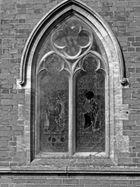 Cemetary window
