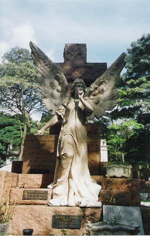 Cemitério da Consolação São Paulo