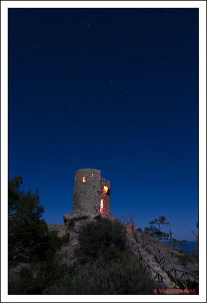 Cena en la torre de Ses Ànimes
