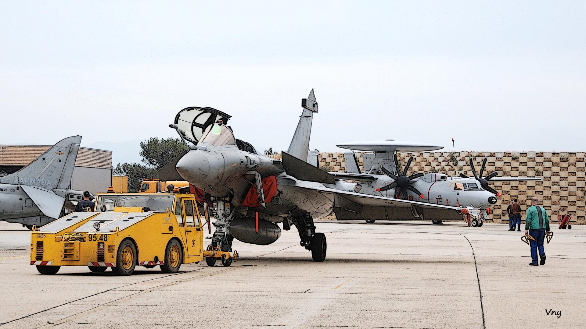 Centenaire de l'aéronautique navale - Hyères