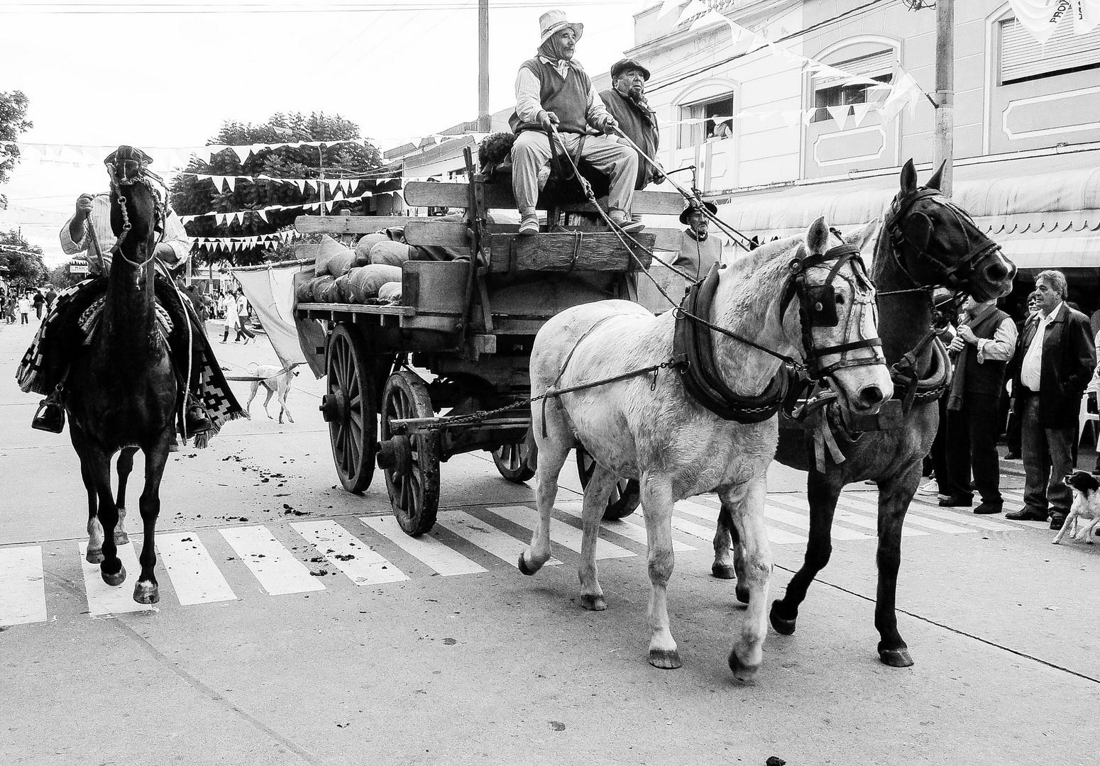 Centenario de mi pueblo (Homenaje al maestro Carlos Valcarcel)