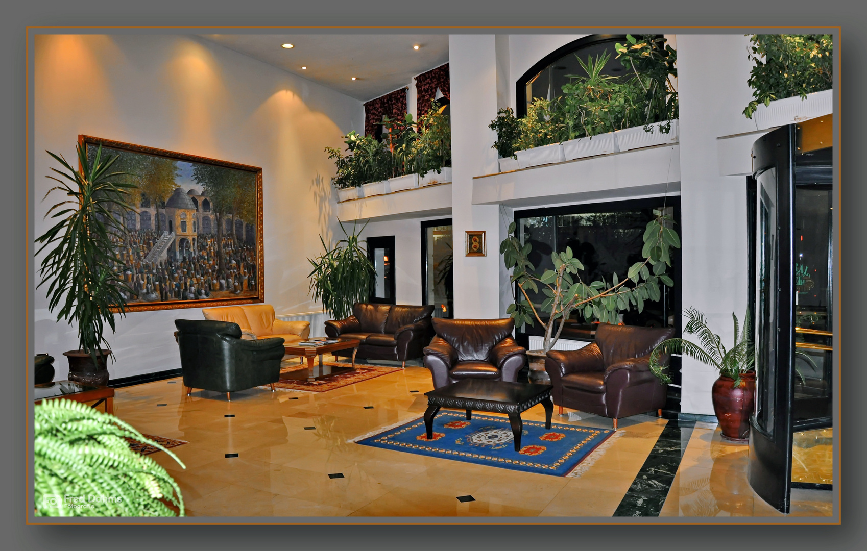 Central Hotel , Bursa Türkei