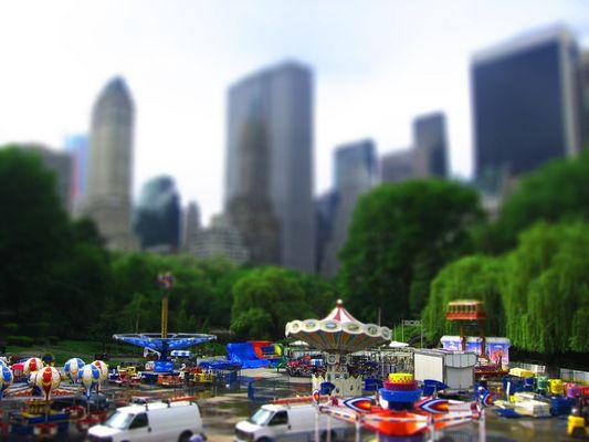 Central Park Fair