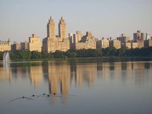 Central Park Reservoir (CPR) - Central Park Twin Towers (1)