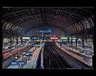 Central Station - Hauptbahnhof - Hamburg - Germany