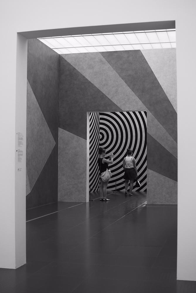 Centre Pompidou Metz - Sol LeWitt. Dessins muraux de 1968 à 2007 (3)