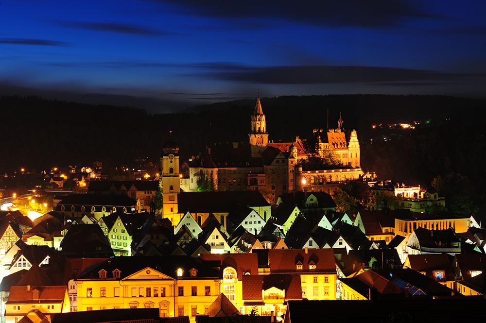 Centre ville de Sigmaringen