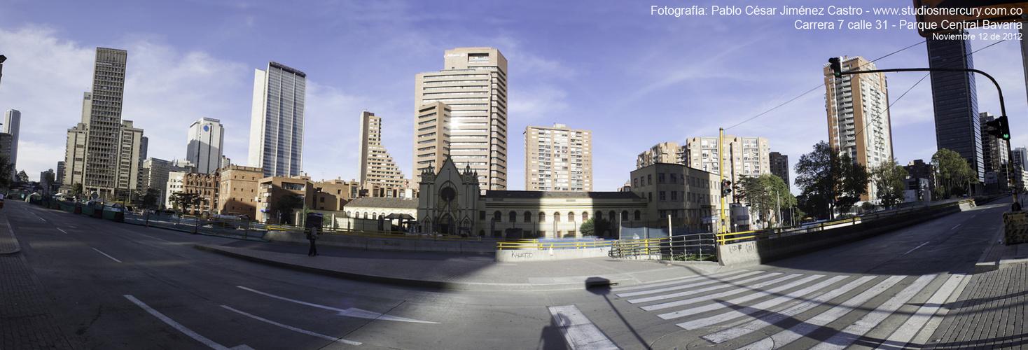 Centro Internacional - Bogotá Colombia