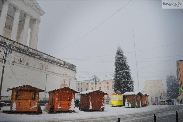 centro Schio nel periodo natalizio
