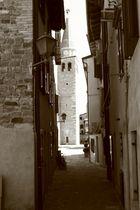 centro storico di grado + campanile