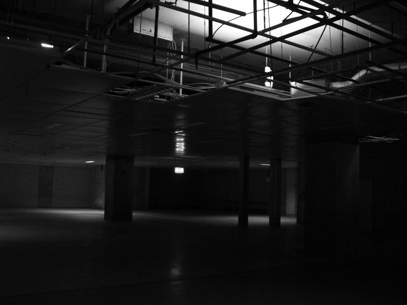 Centrum Warenhaus vor Abriss