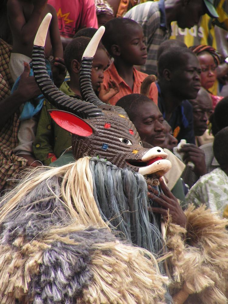 cérémonie des masques