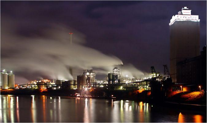 Cerestar - Krefeld Hafen Anno 2003