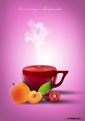 cerise_abricot fruitseries#2