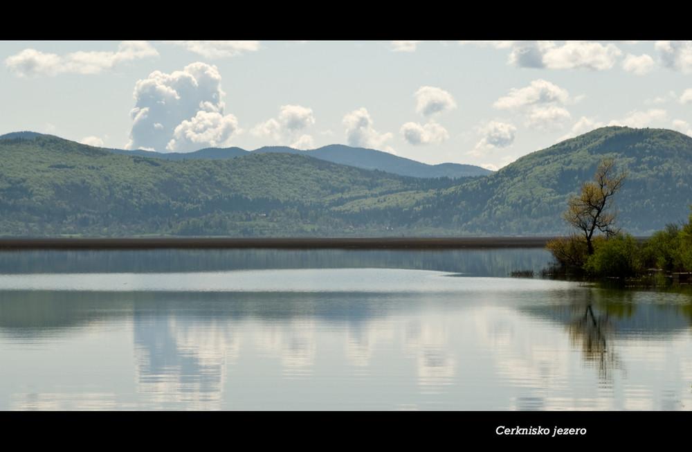 Cerknisko jezero - 2