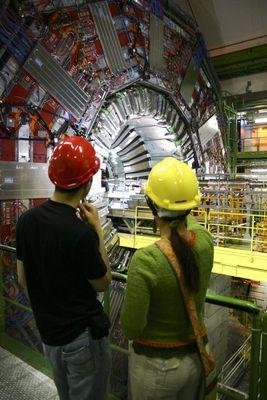 CERN beeindruckt