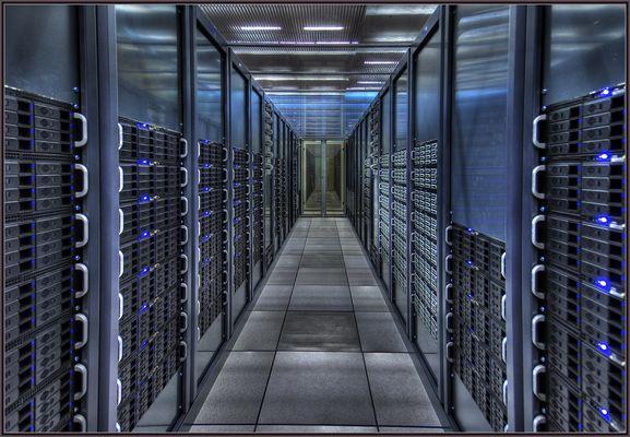 CERN Rechenzentrum
