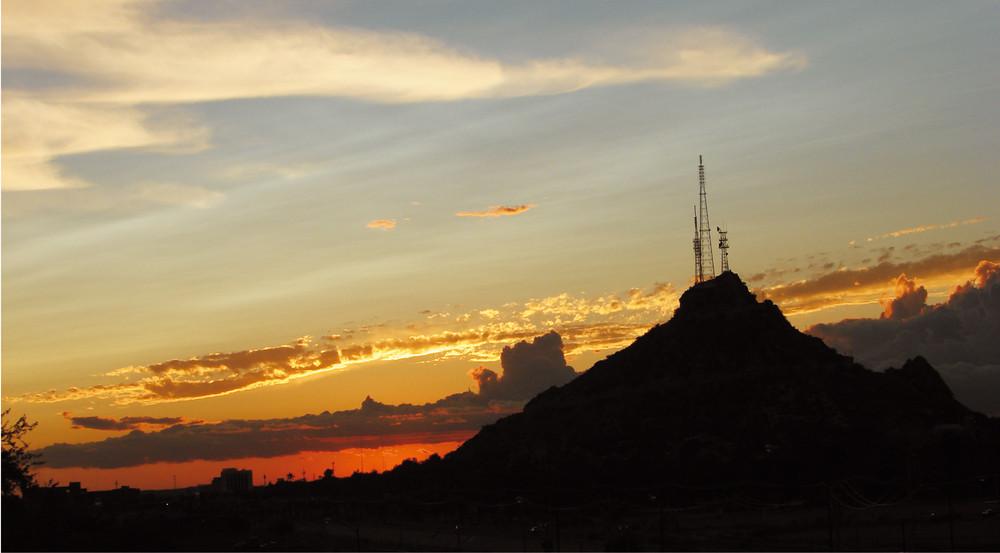 cerro de la campana hermosillo, sonora