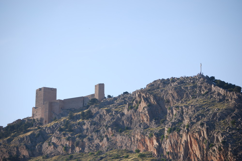 Cerro de Santa Catalina Jaén