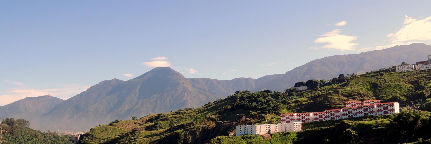 Cerro el Ávila, Caracas. Venezuela