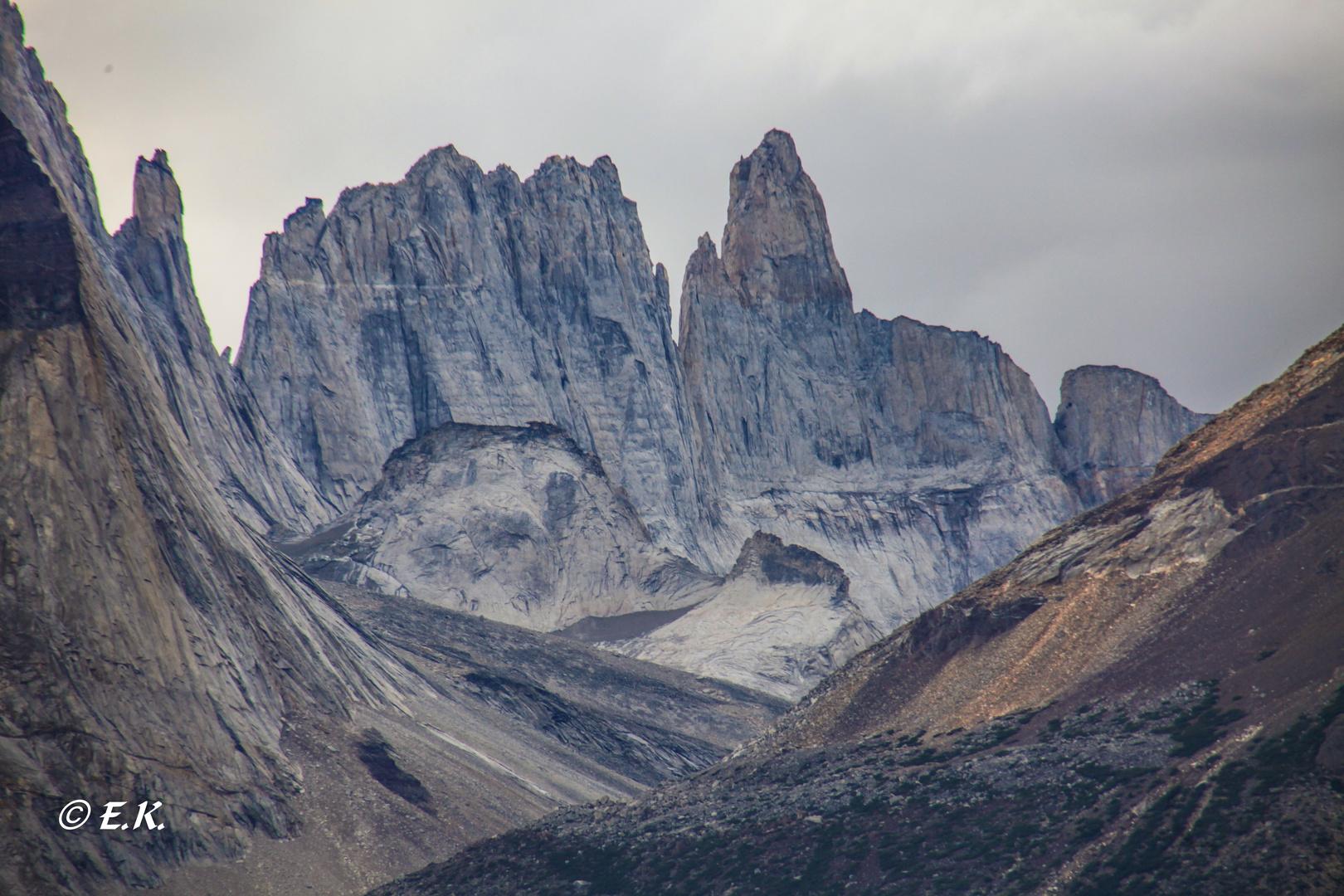 Cerro Fitz Roy und Cerro Torre