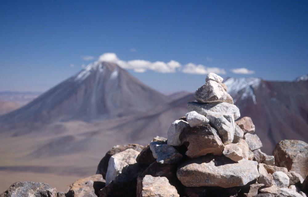 Cerro Toco (5664 m) / Chile
