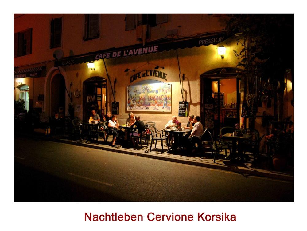 Cervione - Korsika