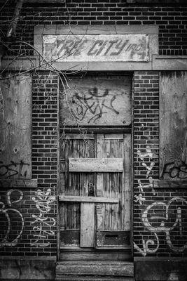 Ces portes que l'on ne veut pas franchir.