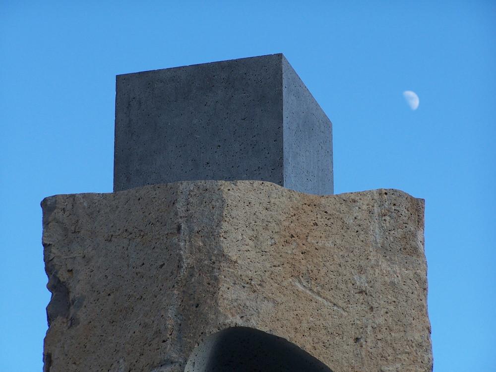 Cèsar Manripue Skulpturausschnitt