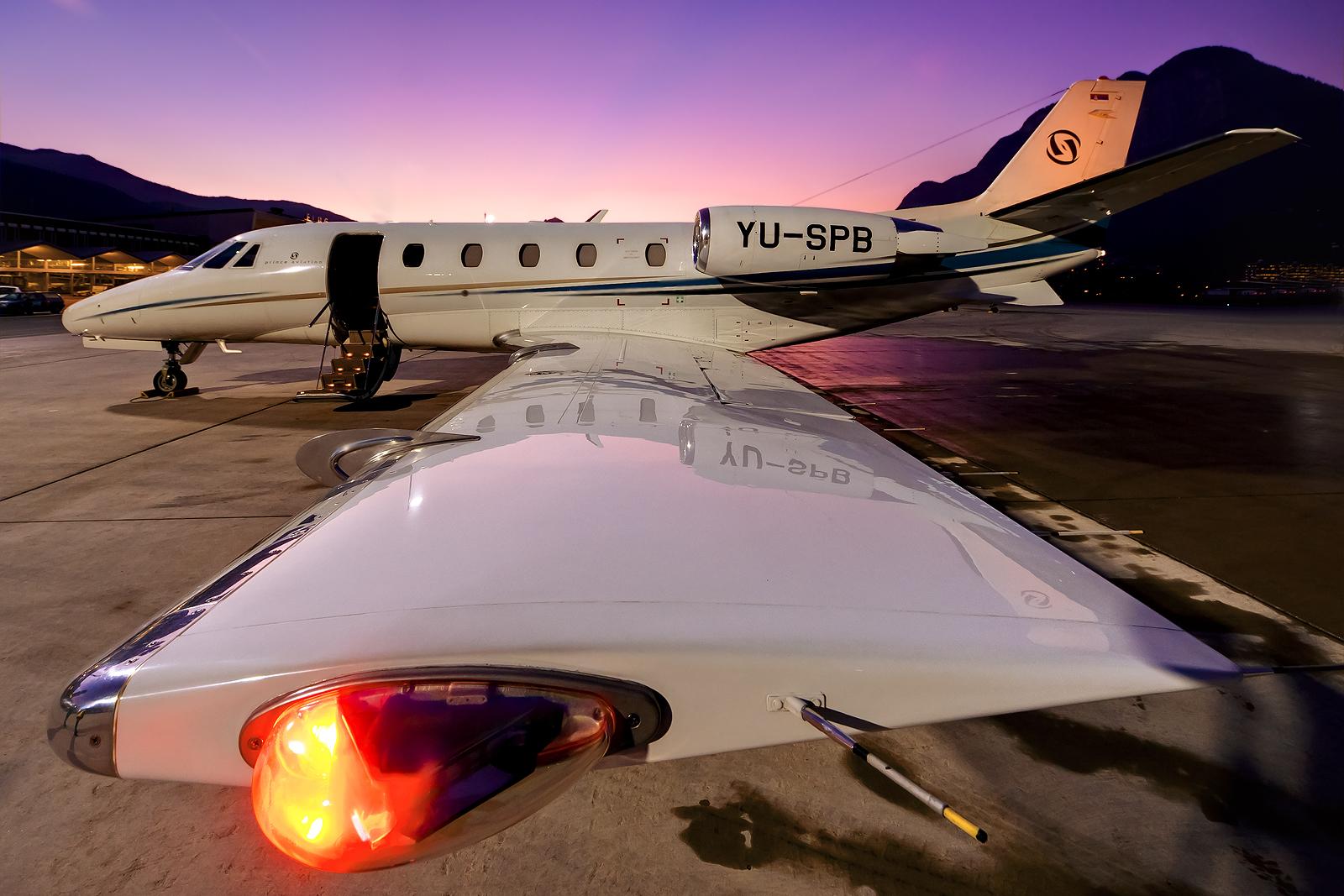 Cessna Citation 560 XLS