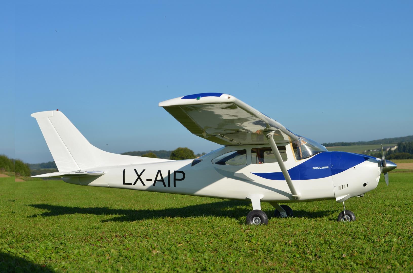 Cessna LX-AIP