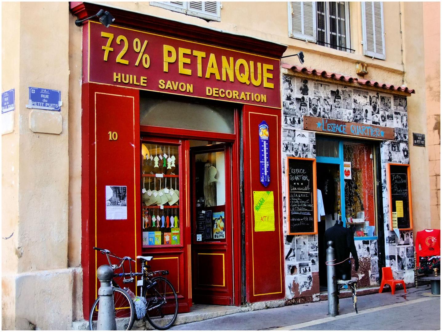 C'est aussi Marseille...